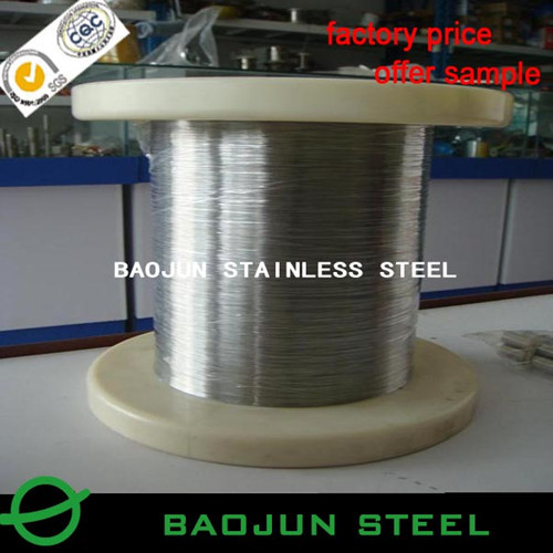 Ss303 Soft And Semi Stainless Steel Wire