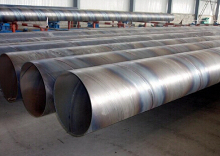 Ssaw Pipe Carbon Steel Piling