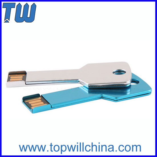 Stainless Metal Key Pen Drives 2gb 4gb 8gb 16gb 32gb Fast Delivery