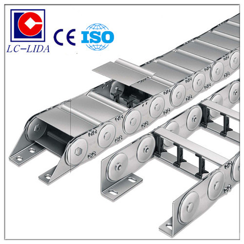 Stainless Steel Cable Drag Chain