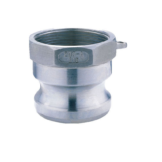 Stainless Steel Camlock Fitting Type A