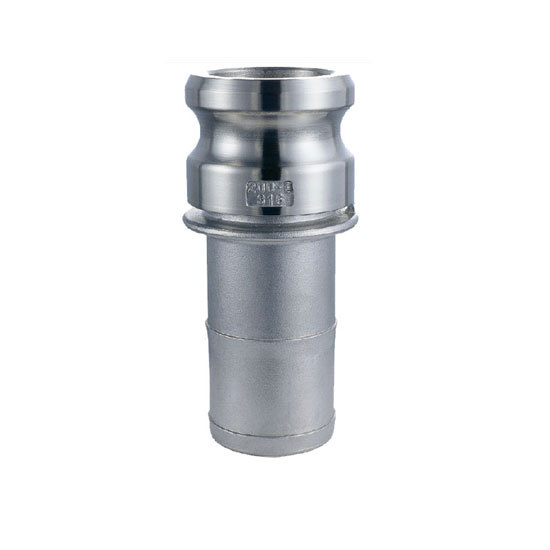 Stainless Steel Camlock Fitting Type E