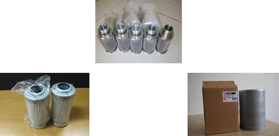 Stainless Steel Cartridge Filter Elements
