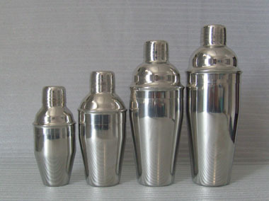 Stainless Steel Cocktail Shaker Martini