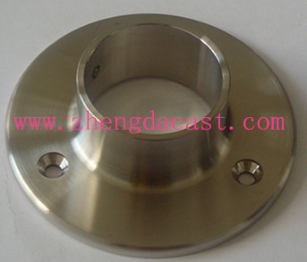 Stainless Steel Handrail Flanges