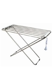 Stainless Steel Heated Towel Warmer