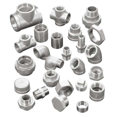 Stainless Steel Pipe Fittings Of Elbow Cap Reducer Cross Tee Flanges Stub E