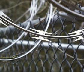 Stainless Steel Razor Wire Bt 10 12 18 22 28 30