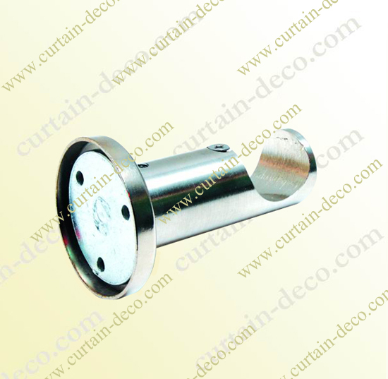 Stainless Steel Single Curtain Bracket 10107 1