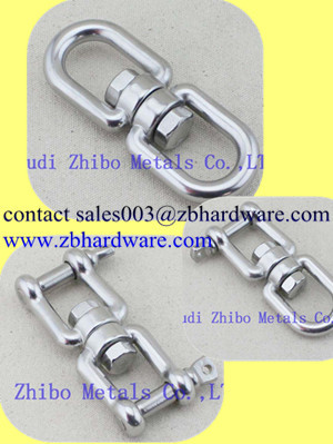 Stainless Steel Swivel High Quality From China Rigging Hardware