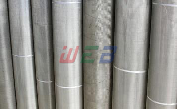 Stainless Steel Wire Mesh From China