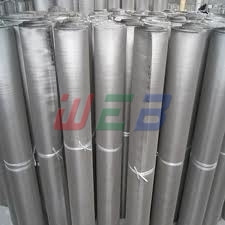 Stainless Steel Wire Netting Anping Factory