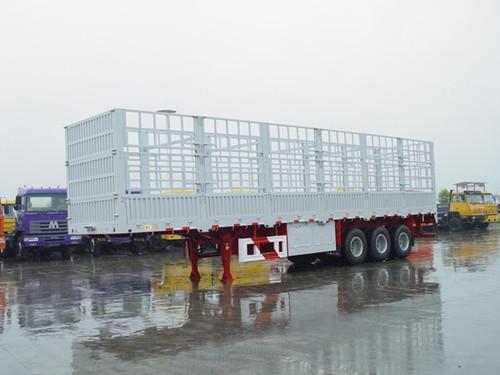 Stake Truck Trailer Cimc Standard