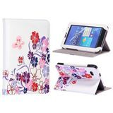Stand Leather Flip Case For Samsung P3100 P3110 P6200 Galaxy Tab 2 7 0 With
