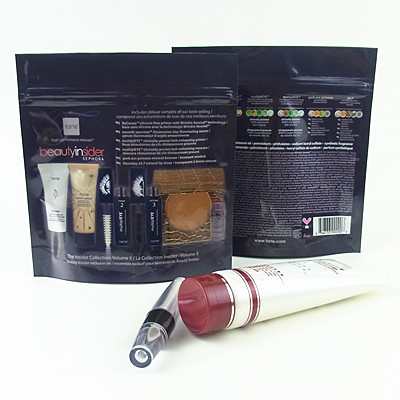 Stand Up Aluminum Foil Packaging Bags