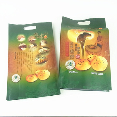 Stand Up Food Packaging Laminated Side Gusset Bag