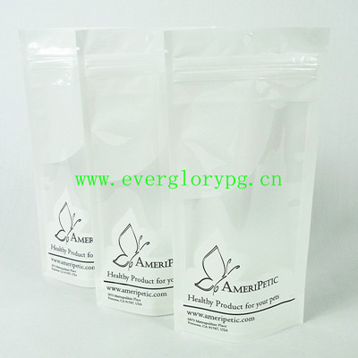 Stand Up Resealable Plastic Bag