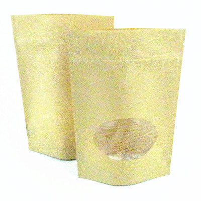 Stand Up Small Craft Paper Bag