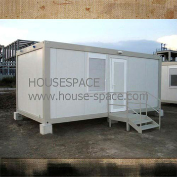 Standard Container House With White Color