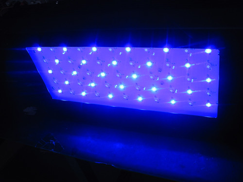 Standard Led Aquarium Light Allocated Lights 1200mm Dimmable With Removable