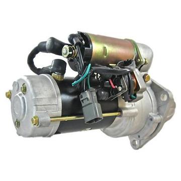 Starter For Komatsu Str75600 Bull Dozer Motors D155a 2 Engine S6d155 4 600