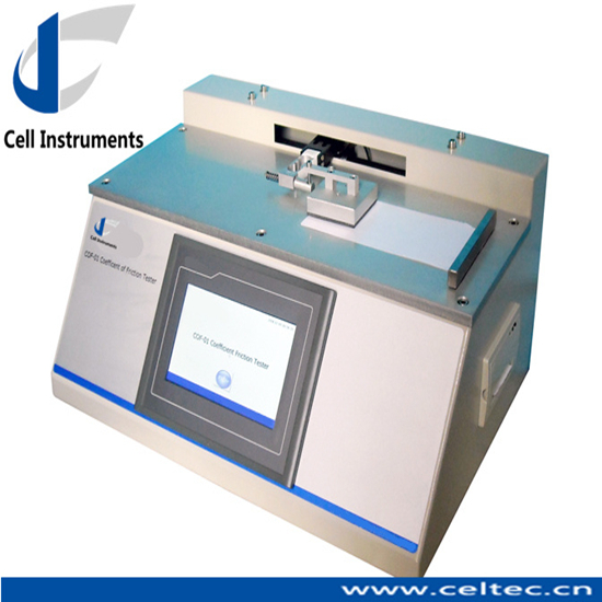 Static And Kinetic Coefficient Tester
