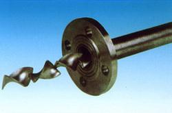 Static Mixer Strengthening Heat Transfer