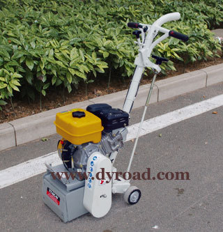 Steel Brush Cold Paint Traffic Lines Remover