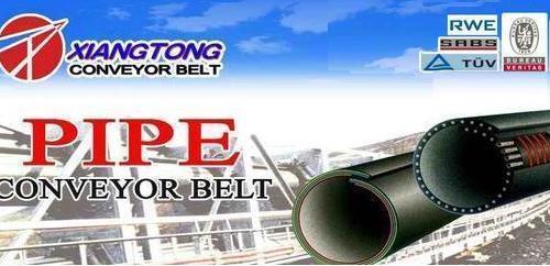 Steel Cord Or Ep Pipe Conveyor Belt