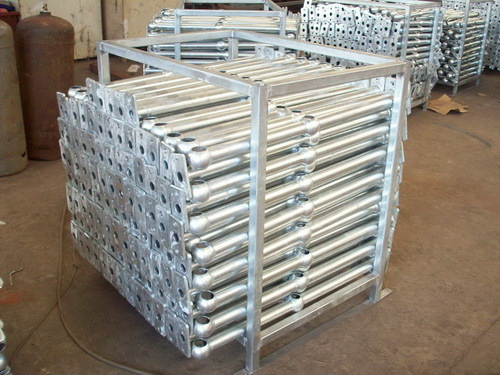 Steel Handrailing Available With Many Types