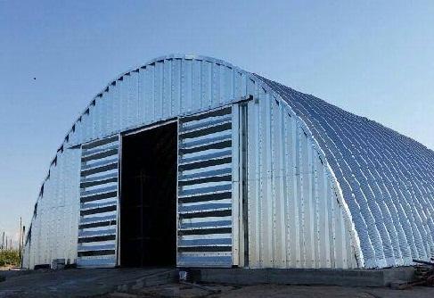 Steel Hangar Buildings