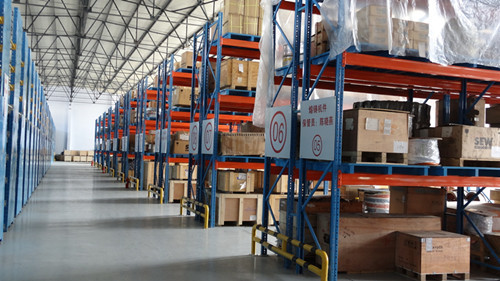 Steel Metal Selective Pallet Rack In China