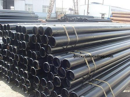 Steel Pipe Seamless Astma53m Alloy Astma519