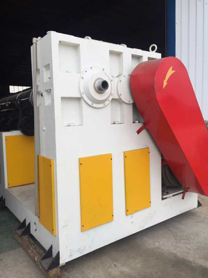 Steel Plastic Composite Geogrid Welding Machine