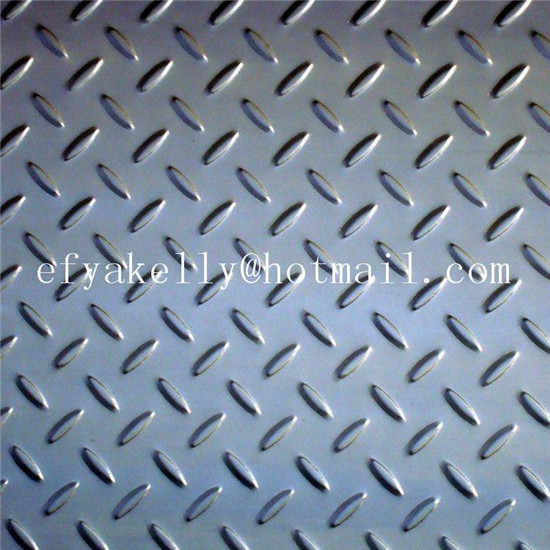 Steel Plate Checkered
