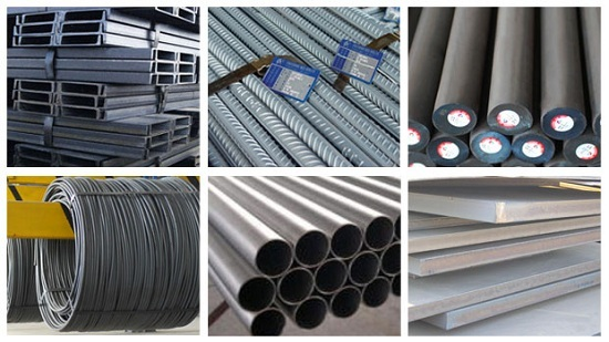 Steel Products Wire Rods Deformed Bar Hot Rolled Plate Galvanized Sheet Pre