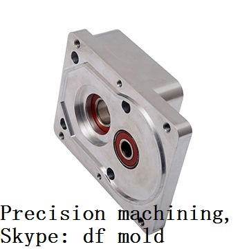 Steel Stainless Horizontal Cnc Milling Precision Machined Components