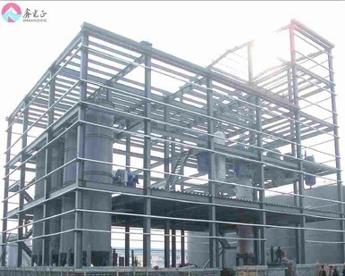 Steel Structure Building Xgz Stb 1002