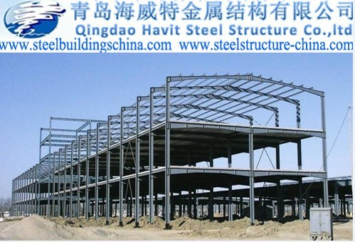 Steel Structure Buildings Workshop Warehouse Shed