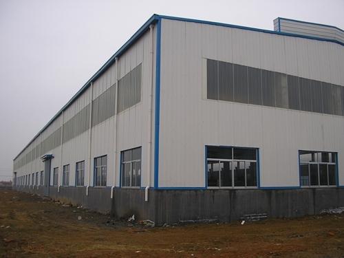 Steel Structure Prefabricated Workshop