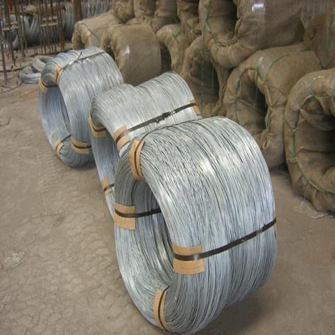 Steel Wire Galvnaized