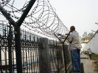 Steel Wire Mesh Fence For Prison Offers You The Highest Quality To Meet You