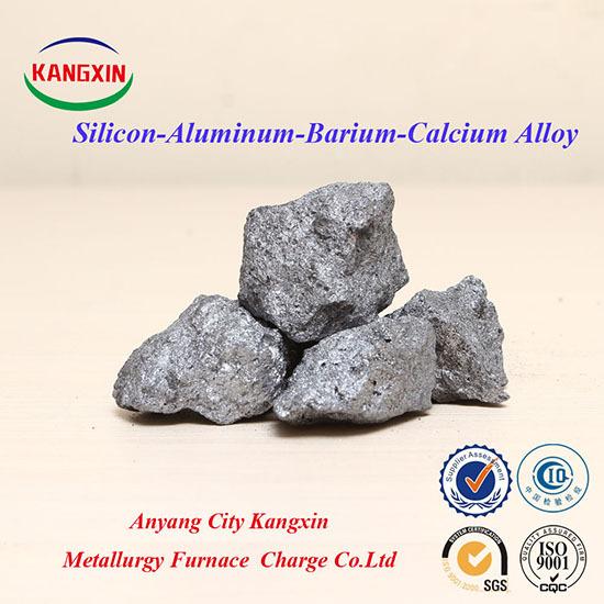 Steelmaking Ferro Alloy Silicon Calcium Barium Aluminum
