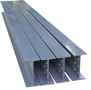 Stell Structure H Beam