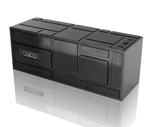 Stereo Bluetooth Speaker Em 28
