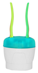 Steribrush Cup Style Uv Germicidal Toothbrush Sanitizer