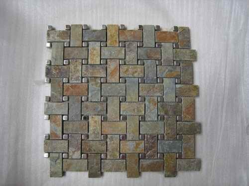 Stone Mosaic Zfbm017 D