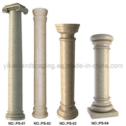 Stone Pillars Marble Granite Columns