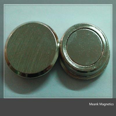 Stong Ndfeb Memo Magnet