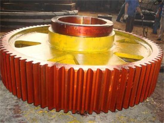 Straight Toothed Cylindrical Gear Processing Spur